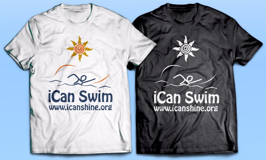 iCan Swim Logo
